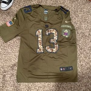 OBJ NY Giants jersey